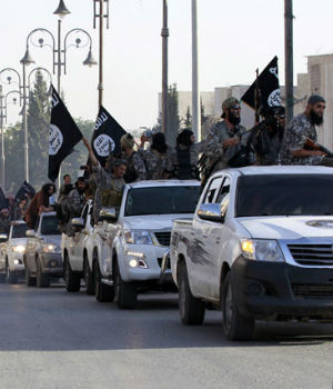 What is the Islamic State doing with all those Toyota vehicles?