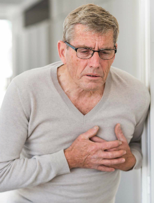 Heart attack risk can be determined through simple blood test