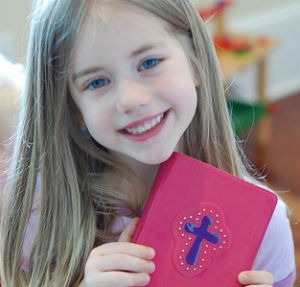 #BringYourBible: Thousands of children across the United States stood up for their faith and brought their Bibles to school