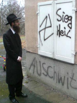Anti-Semitic violence runs rampant through Europe