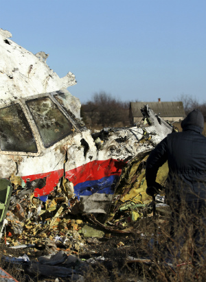 Malaysian Airlines MH17 determined hit by Russian 'warhead' killing all 298 passengers