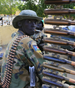 OH, THE HUMANITY: Horrific stories surface in South Sudan's two-year long civil war