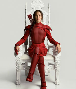 Concluding chapter in 'Hunger Games' series - 'Mockingjay - Part 2' roaring into theaters