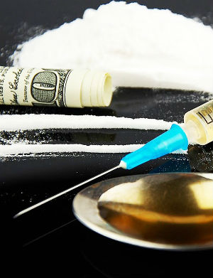 Opium, heroin or cocaine: What drug is YOUR country known for?