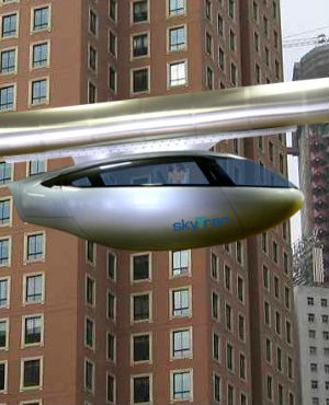 Move over Uber - Check out the newest 'Air Taxis' that the richest people will ride