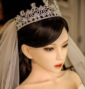 You won't believe dying man's final wish - he marries a SEX DOLL