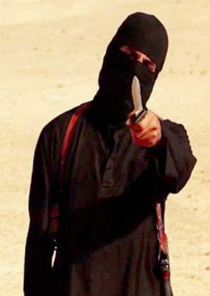 ISIS' notorious beheading executioner, Jihadi John hit by U.S. airstrike - could be SUFFERING or could be DEAD