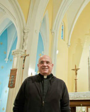 Late-vocational priest shares story of entering the priesthood
