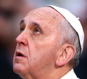 Pope Francis: Jesus is weeping over a WORLD AT WAR