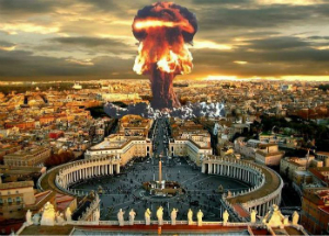 'I HAVE GIVEN YOU FULL WARNING.' Dark Days - Did Pope Francis just predict the END OF THE WORLD?