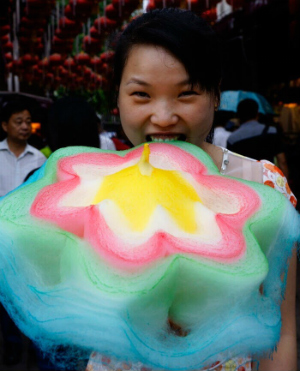 You've never had Cotton Candy like this before! (Amazing Photo Gallery)