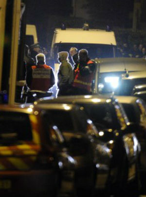 French Hostage Situation: Two armed suspects engage in shootout with French police