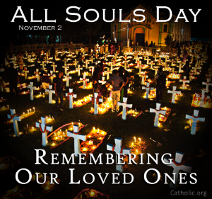 Image result for Catholic all souls