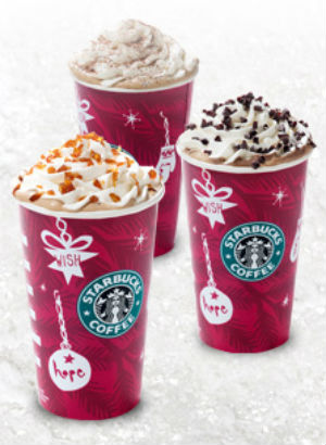 The 'WAR ON CHRISTMAS' continues as Starbucks' new seasonal cups spark public outrage