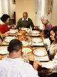 Image of Each year thousands of families celebrate Thanksgiving, but make the food their priority. This year, make God and all He has given us your priority.