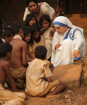 See the movie that will change your life! 'The Letters' tells the inspiring story of Bl. Mother Theresa