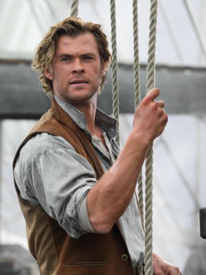 No shortage of faith in classic shipwreck tale 'In the Heart of the Sea'