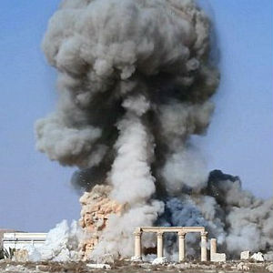 World fears Islamist State will now destroy ancient city in Libya