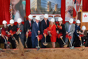 UST Breaks Ground on New Center for Science and Health Professions