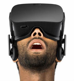 STICKER SHOCK! Oculus Rift arrives, why you'll need to buy flowers to use it