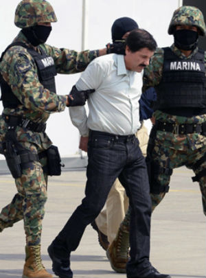 Revealing Sean Penn interview led to El Chapo's drug compound raid (WARNING: GRAPHIC IMAGES)