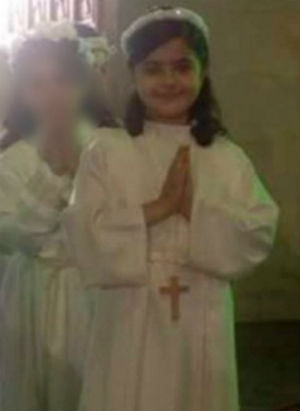 Christian child hunted by ISIS -What she is capable of will stop you in your tracks