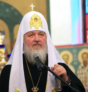 Orthodox Patriarch explains rise of ISIS due to secularism and homosexuality