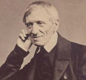 Rare photo of Victorian-era Blessed Cardinal John Henry Newman, who may now be closer to sainthood.