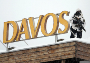 World's richest will meet in Davos, to decide how best to DISPOSE of you