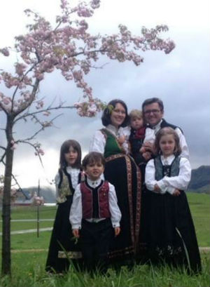 Norwegian couple lose children for being 'very Christian'