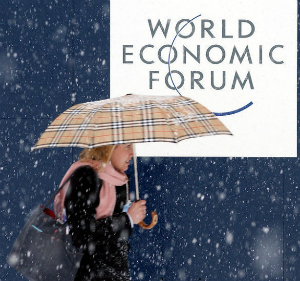 Here's what they're really talking about at Davos -- it's not what they want you to think