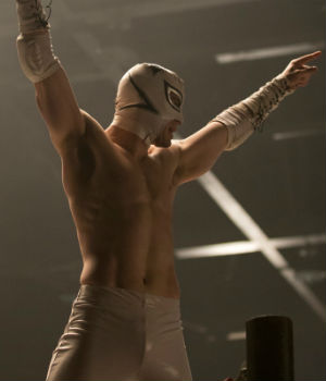 Christian movie 'The Masked Saint' offers up faith along with wrasslin' moves