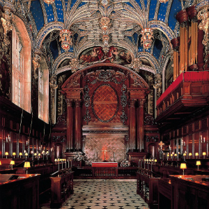 Catholic Vespers to be celebrated in Henry VIII's own chapel after 450 years
