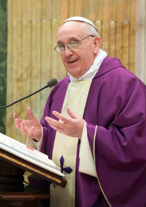 Pope Francis' message for Lent (FULL TEXT: ENGLISH)