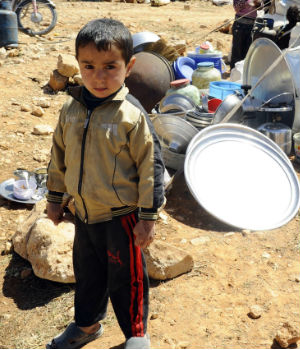 Syrian refugees suffer sexual, physical abuse in Lebanon