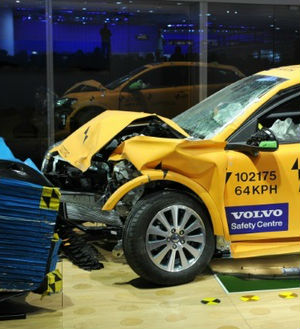 Is a world without car crashes possible? Volvo says so!