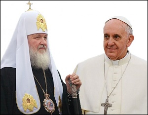 Patriarch Kirill and Pope Francis to Meet in Cuba in Historic Move of the Holy Spirit