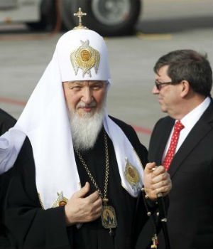 Worldwide Christian persecution among four vital issues behind Pope and Russian patriarch's visit