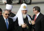 Image of Both the Catholic Church and Russian Orthodox Church have spoken out clearly to stop the