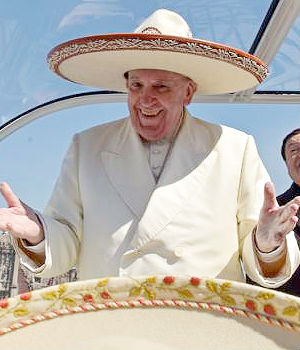 Pope Francis reminds world there is 'always the possibility of  change' at U.S.-Mexico border
