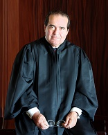 Image of Official portrait of Justice Scalia