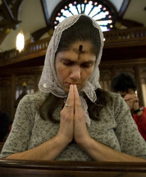 Ash Wednesday: 'Seek To Experience God's Presence Within'