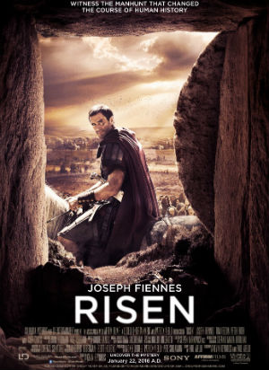 Roman turns to Christ in new 'Risen' film
