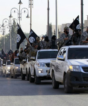 Where are they going?: Number of ISIS fighters in Syria heavily drop