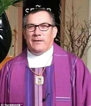 Phony priest celebrated masses, funerals and performed marriages - for more than 20 years!
