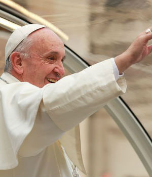 Pope Francis will travel to Mexico as a messenger for peace