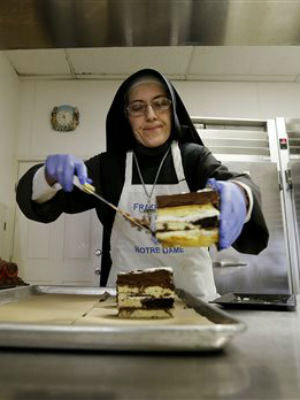 There Is Nowhere Else For Us To Go Nuns Who Feed