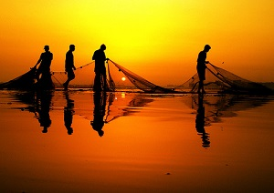 Lower Your Nets For a Catch!  We Are All Called to Evangelize
