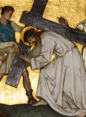 The Way of the Cross continues on