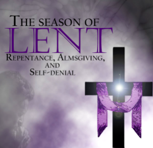 Your Daily Inspirational Meme: The Season of Lent